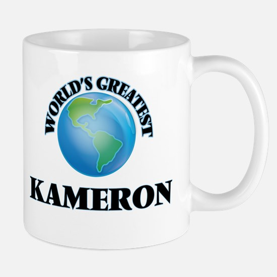 World's Greatest Kameron Mugs