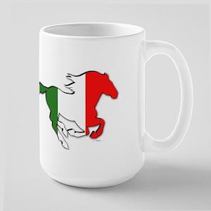 Italy Italian Stallion Large Mug