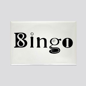 The Bingo Road Magnets
