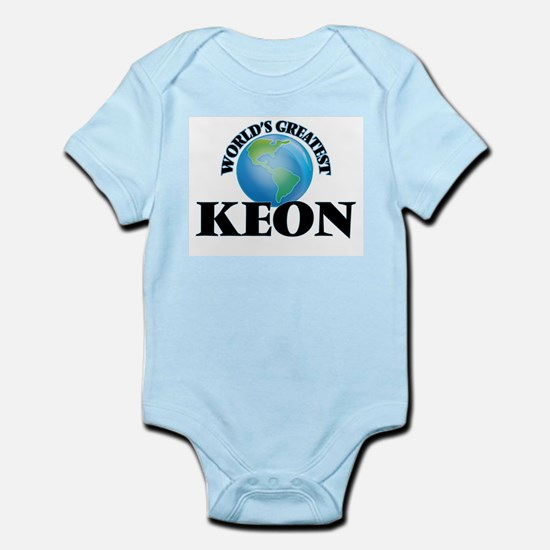 World's Greatest Keon Body Suit