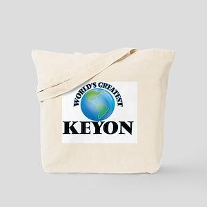 World's Greatest Keyon Tote Bag