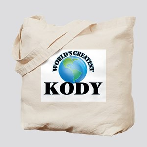 World's Greatest Kody Tote Bag