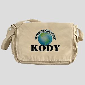 World's Greatest Kody Messenger Bag