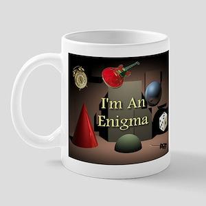 I'm An Enigma Mug