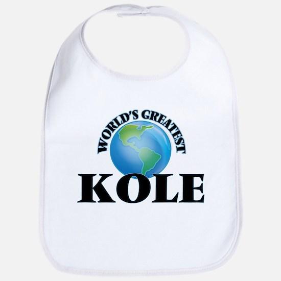 World's Greatest Kole Bib