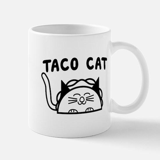 Taco cat Mugs