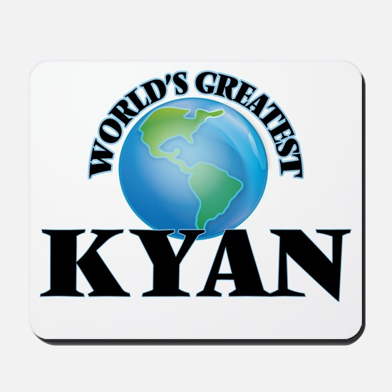 World's Greatest Kyan Mousepad