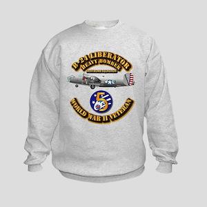 AAC - 43rd BG - 64th BS - 5th Air Kids Sweatshirt