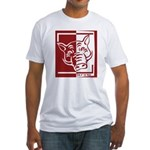 Year of the Boar Fitted T-Shirt