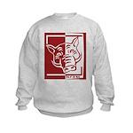 Year of the Boar Kids Sweatshirt