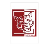 Year of the Boar Postcards (Package of 8)