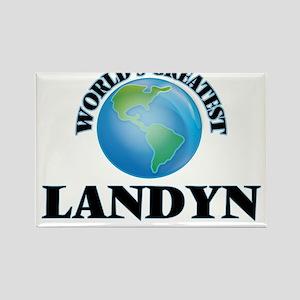 World's Greatest Landyn Magnets