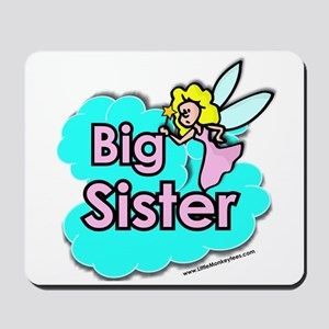 fairy big sister Mousepad