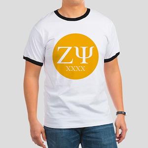 Zeta Psi Letters Class of XXXX Ringer T