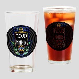 Mojo Hand Drinking Glass