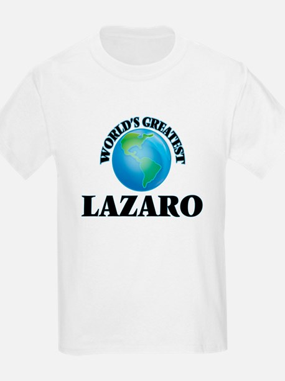 World's Greatest Lazaro T-Shirt