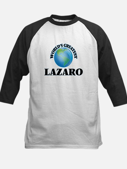 World's Greatest Lazaro Baseball Jersey