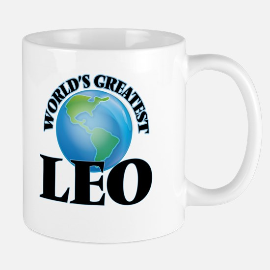 World's Greatest Leo Mugs