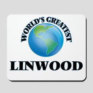 World's Greatest Linwood Mousepad