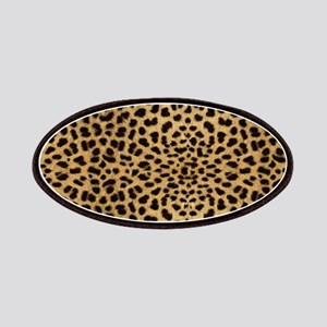 Leopard Skin Pattern Patches