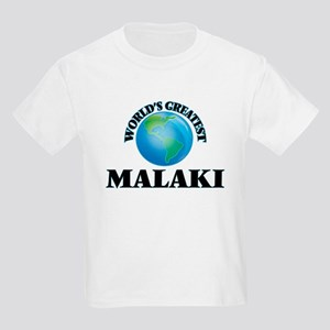 World's Greatest Malaki T-Shirt