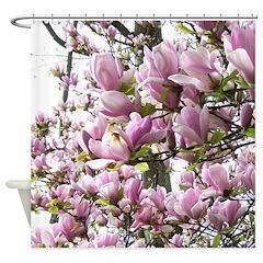 Magnolia Madness Shower Curtain
