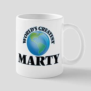 World's Greatest Marty Mugs