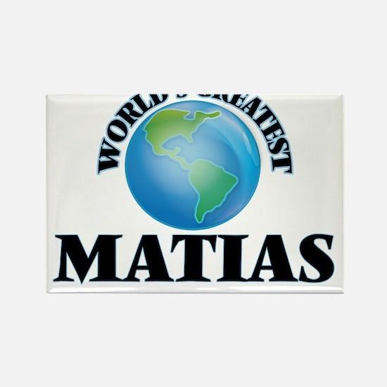 World's Greatest Matias Magnets