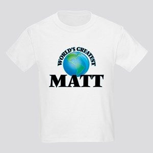 World's Greatest Matt T-Shirt