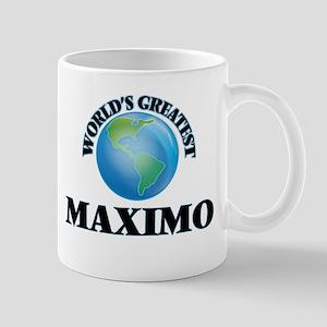 World's Greatest Maximo Mugs