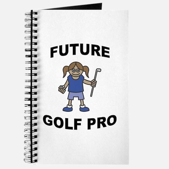 Future Golf Pro (Girl) Journal