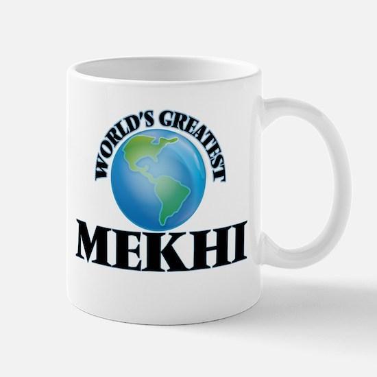 World's Greatest Mekhi Mugs