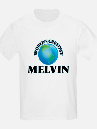 World's Greatest Melvin T-Shirt