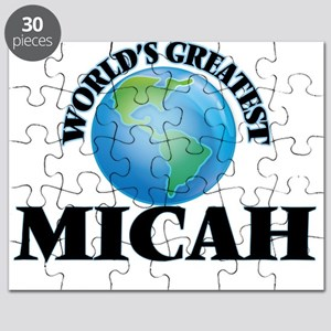 World's Greatest Micah Puzzle