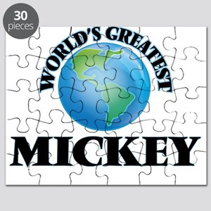World's Greatest Mickey Puzzle