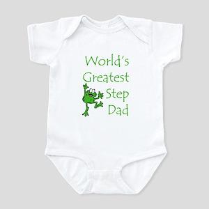 Greatest Stepdad Infant Bodysuit