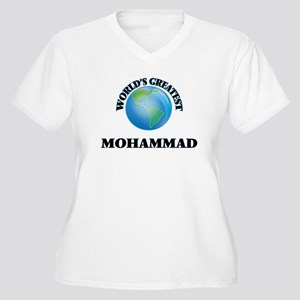 World's Greatest Mohammad Plus Size T-Shirt