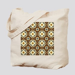 Trendy Chic Faux Leopard Tote Bag