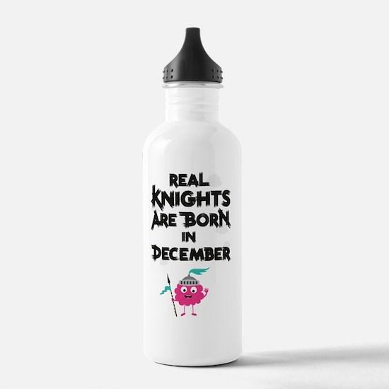Knights girls Water Bottle