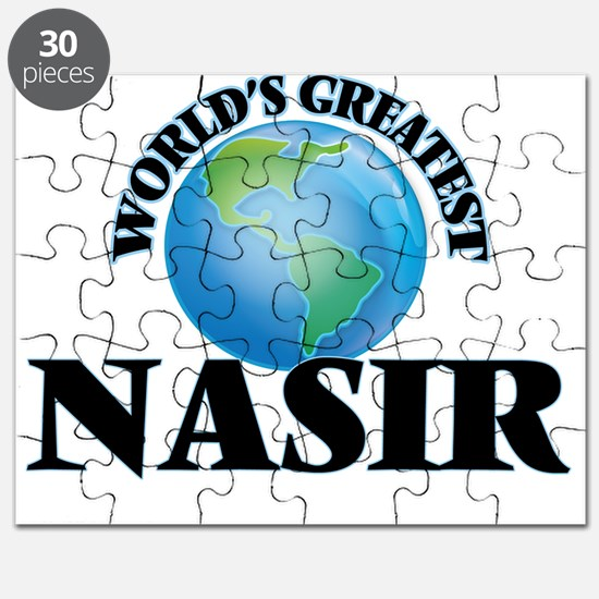 World's Greatest Nasir Puzzle