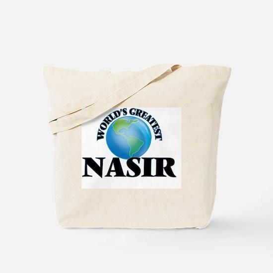 World's Greatest Nasir Tote Bag