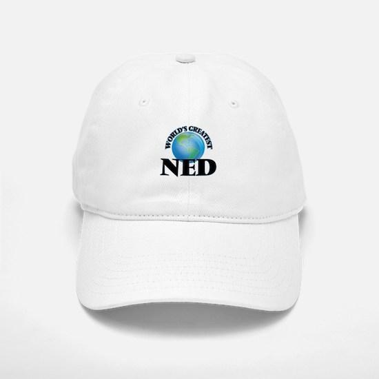 World's Greatest Ned Baseball Baseball Cap