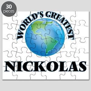 World's Greatest Nickolas Puzzle