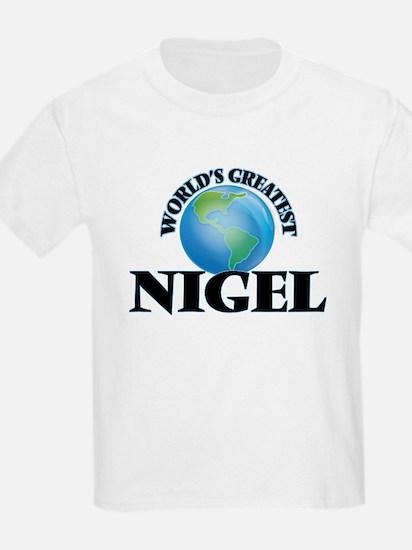 World's Greatest Nigel T-Shirt