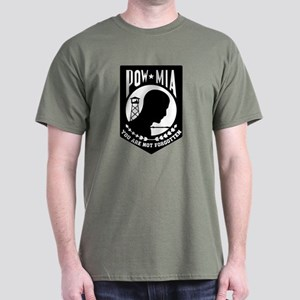 Pow Mia Emblem T-Shirt