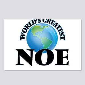 World's Greatest Noe Postcards (Package of 8)