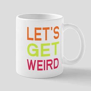 Lat's Get Weird Mugs