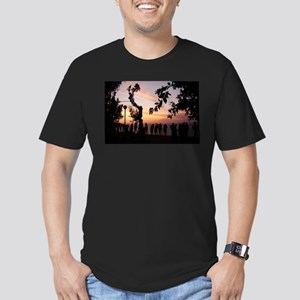People Watch the Sunset T-Shirt