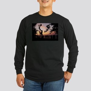 People Watch the Sunset Long Sleeve T-Shirt