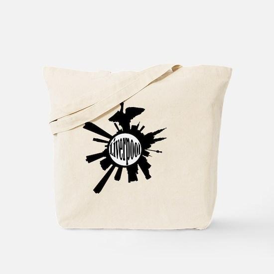 Funny Liverpool Tote Bag